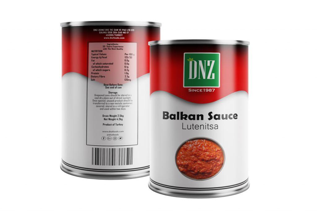 DNZ-Balkan Sauce-ÖN ARKA
