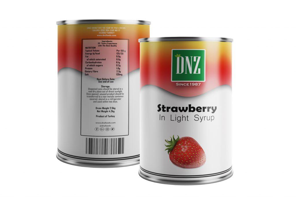 DNZ-StrawBerry-ÖN ARKA